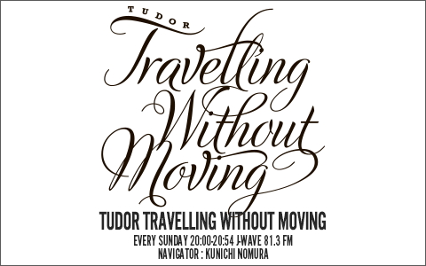 TUDOR TRAVELLING WITHOUT MOVING