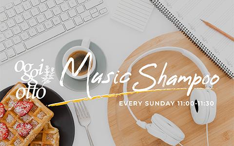 oggi otto Music Shampoo