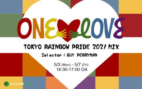 TOKYO RAINBOW PRIDE 2021 MIX